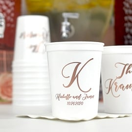 Cup Favors