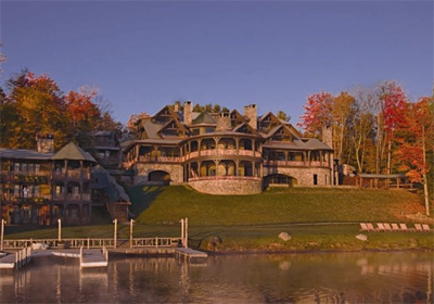 Lake Placid Lodge in Lake Placid, New York