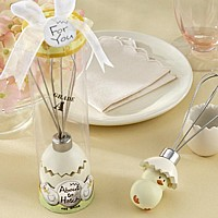 About to Hatch Egg Whisk Favors