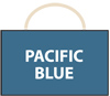 Pacific Blue Bag Color