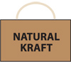 Natural Kraft Bag Color