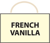 French Vanilla Bag Color