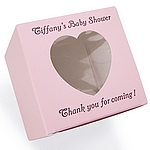 Pink cupcake box color