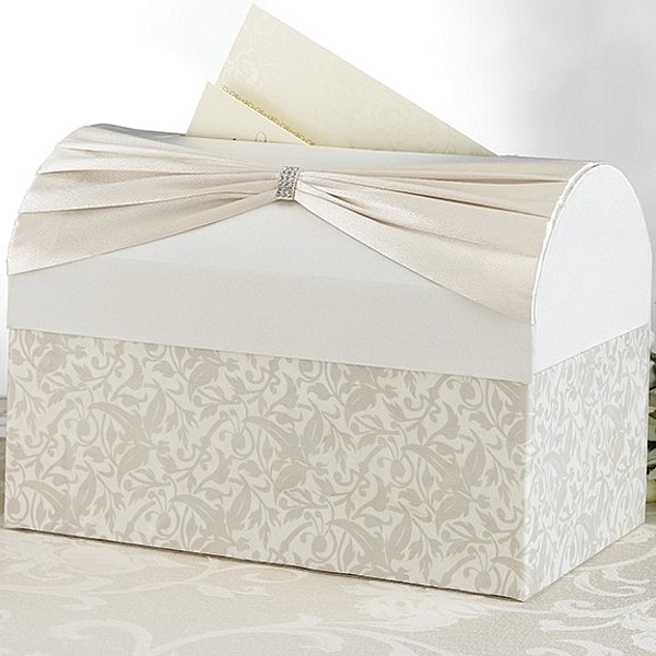 Card Box Ideas For Wedding Reception: Wedding Gift Card Box