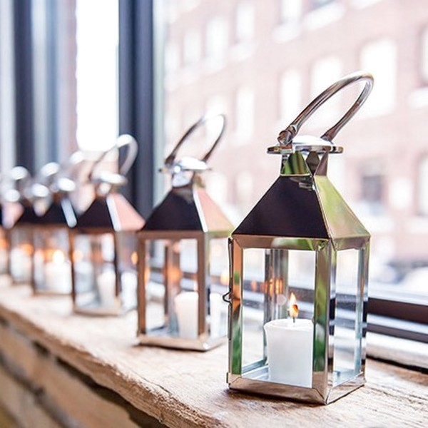 Industrial Chic Wedding Decorations Favors Gifts