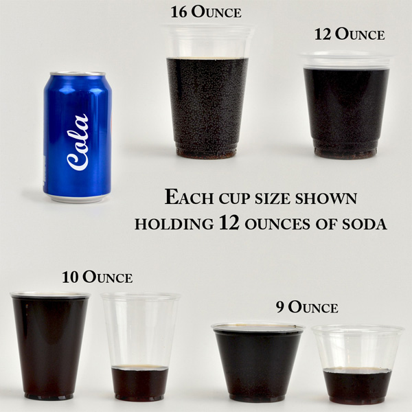 Plastic Solo Cup Size Comparisons For Personalized Wedding