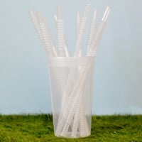 10 Inch Plastic Cup Straws