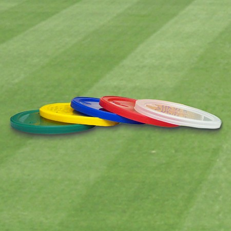 16 Oz. Plastic Stadium Cup Lids in Assorted Colors