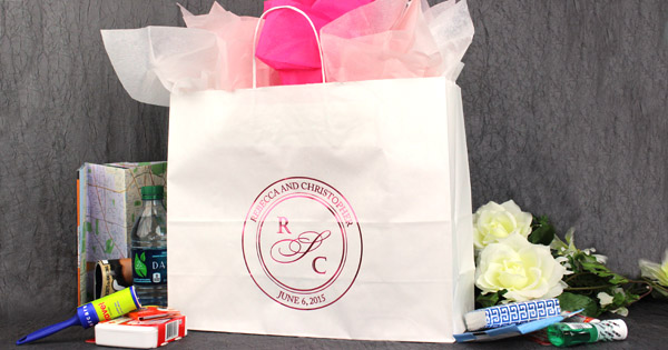 What To Put In Your Wedding Welcome Gift Bags