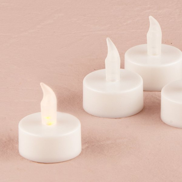 Flameless Battery Operated Tealight Candles