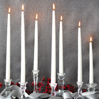 Taper Candles in Assorted Sizes