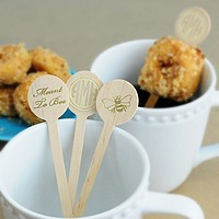 Personalized Swizzle Sticks