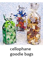 Cellophane Goodie Bags