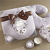 spa neck wrap gift set