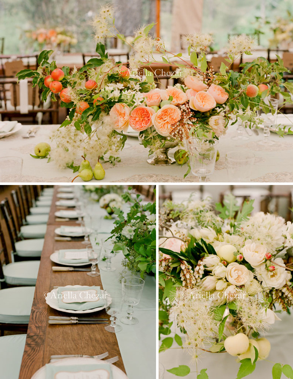 Showstopping Centerpieces and Decor