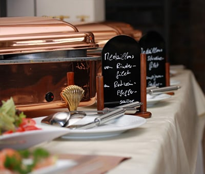 self catering how to calculate the food at your wedding reception