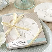 By the Shore Sand Dollar Coaster