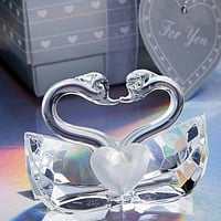 Hearts Shape Wedding Favors