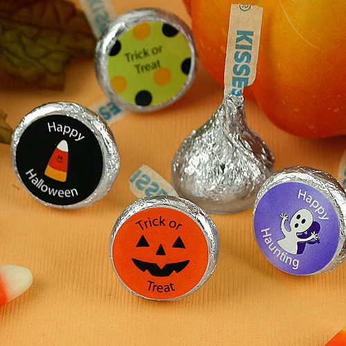 Personalized Halloween Hershey?s Kisses?