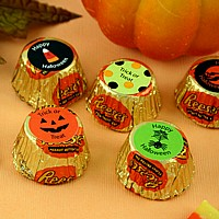 Personalized Halloween Hershey's Reese's Cups