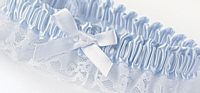 Light Blue Garter