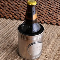 Personalized Beer Can Coolers - Engraved Beer Koozies