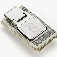 Personalized Money Clips