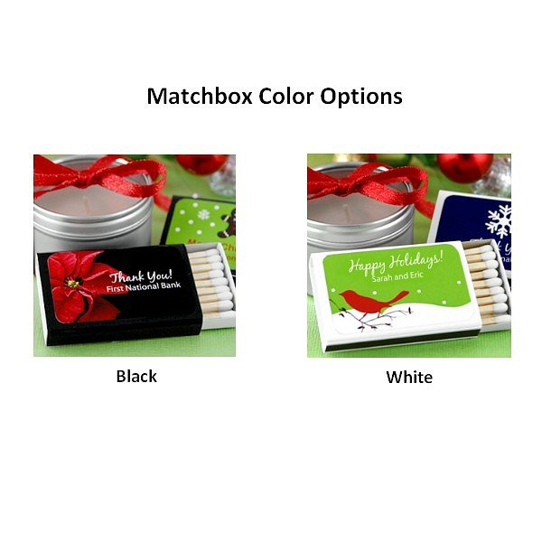 lack or white matchbox color options