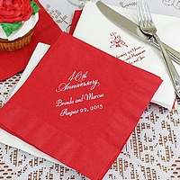 40th Anniversary Party Decorations, Favors and Gifts