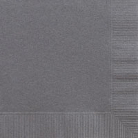 Pewter napkin color