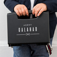 Personalized Ring Bearer Briefcase