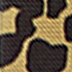 Leopard Ribbon Trim Color
