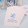 Personalized 6 x 8 Cake and Candy Favor Bags