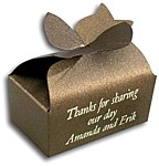 Bronze stardream bow box