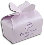 Lilac Mist stardream bow box color