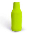 Neon Green bottle koozie color