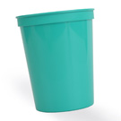 Turquoise stadium cup color