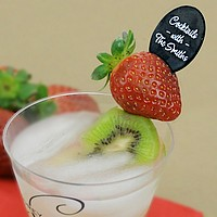 Personalized drink stirrers