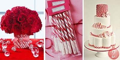 5 Creative Christmas Wedding Themes