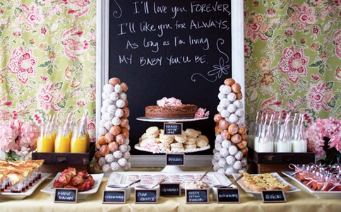 Baby Shower Brunch