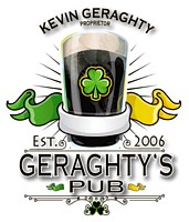 Irish pub stein design