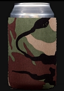 Camo koozie color