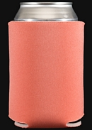 Coral koozie color