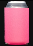 Hot pink koozie color