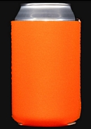 Bright orange koozie color