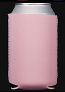 Pale pink koozie color