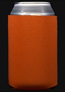 Texas orange koozie color