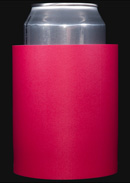 Pink foam can koozie color