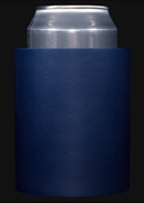 Navy foam can koozie color